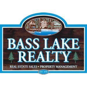 Bass Lake Realty Logo Image North Fork Chamber Commerce Member