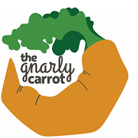 The Knarly Carrot Food Store Logo North Fork Chamber Member