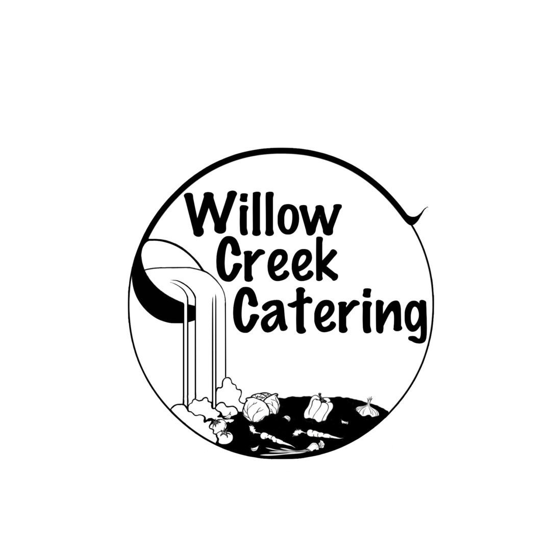 Willow Creek Catering Logo North Fork Chamber Commerce Member